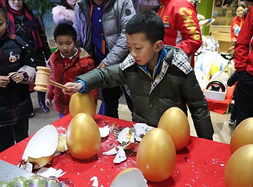 乒乓球培训俱乐部圣诞节活动