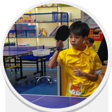 青少年乒乓球训练基地
