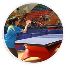 青少年乒乓球培训中心