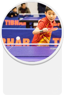 儿童乒乓球培训